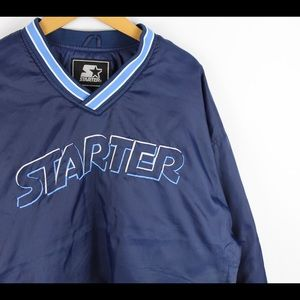 Vintage Starter Spell Out Windbreaker